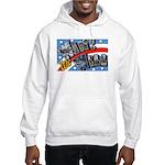 We Will Win Victory Hooded Sweatshirt