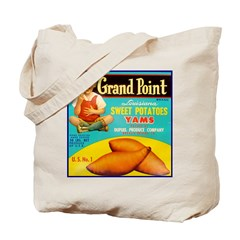 Grand Point Brand Tote Bag