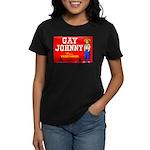 Gay Johnny Brand Women's Dark T-Shirt