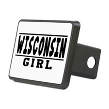 Wisconsin Girl Designs Hitch Cover
