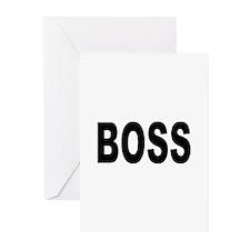 Boss Greeting Cards (Pk of 10)