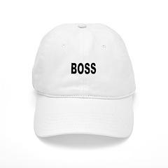 Boss Baseball Cap