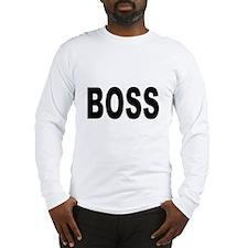 Boss Long Sleeve T-Shirt
