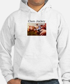 Funny Clam Hoodie