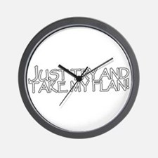 Cute Browncoats Wall Clock