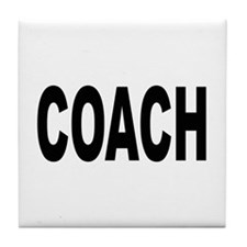 Coach Tile Coaster