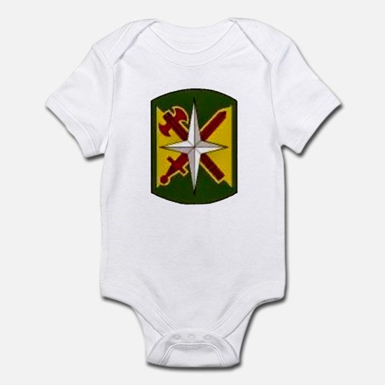 14TH MILITARY POLICE BRIGADE Infant Bodysuit