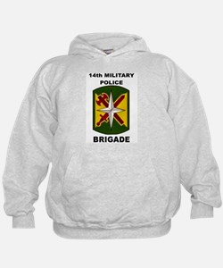 14TH MILITARY POLICE BRIGADE Hoodie