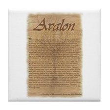 Avalon Tile Coaster