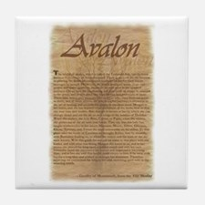 Avalon Tile Coaster
