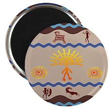 Spirit Path Rock Art Magnets