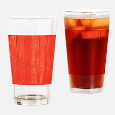 Wood plank Drinking Glass
