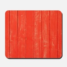 Wood plank Mousepad