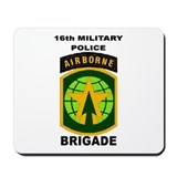 Airborne military police Mouse Pads