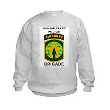 16TH MILITARY POLICE BRIGADE AIRBORNE Sweatshirt