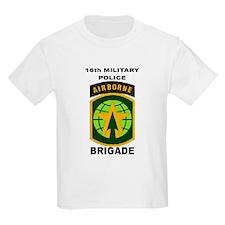 16TH MILITARY POLICE BRIGADE AIRBORNE Kids T-Shirt