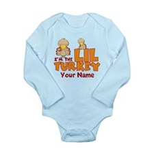 Little Turkey Personalized Body Suit