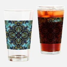 Fractal 684 Drinking Glass