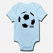 Personalized Soccer Body Suit
