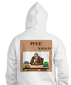 pfui gifts and t-shirts Hoodie