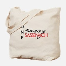 Sassy Sassenach Tote Bag