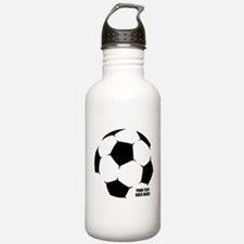 Personalized Soccer Water Bottle