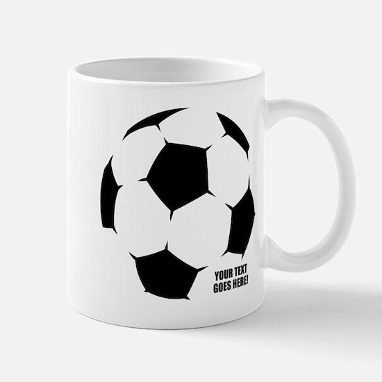 Personalized Soccer Mugs