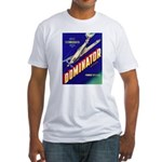 Dominator Brand Fitted T-Shirt