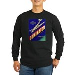 Dominator Brand Long Sleeve Dark T-Shirt