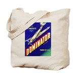 Dominator Brand Tote Bag
