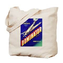 Dominator Brand Tote Bag