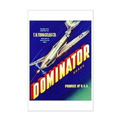 Dominator Brand Posters