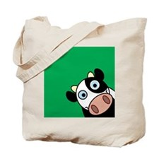 Happy Cow Tote Bag
