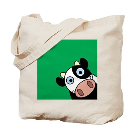 Happy Cow Tote Bag