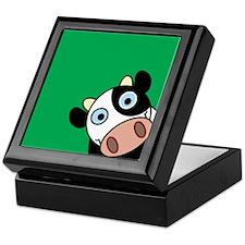 Happy Cow Keepsake Box