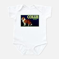 Collie Brand Infant Bodysuit