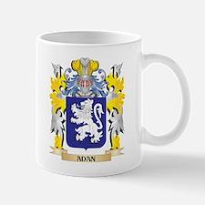 Adan Coat of Arms - Family Crest Mugs