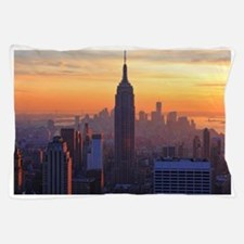 Orange Sunset, Empire State Building, NYC Skyline