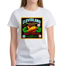 Cloverland Brand Tee