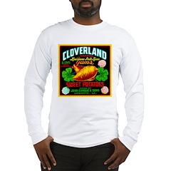 Cloverland Brand Long Sleeve T-Shirt