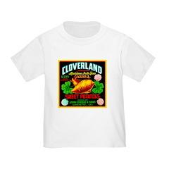 Cloverland Brand T