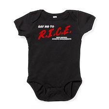 Say No To Rice Baby Bodysuit