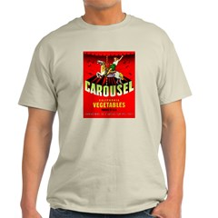 Carousel Brand Ash Grey T-Shirt