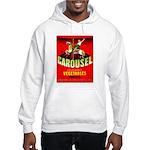 Carousel Brand Hooded Sweatshirt