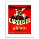 Carousel Brand Small Poster