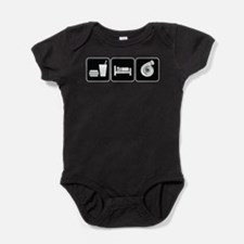 Eat Sleep Boost Baby Bodysuit