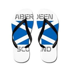 Aberdeen Scotland Flip Flops