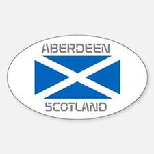 Aberdeen Scotland Decal