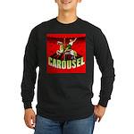 Carousel Brand Long Sleeve Dark T-Shirt