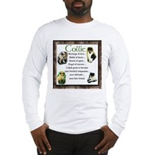 Collie Heritage Gifts Long Sleeve T-Shirt